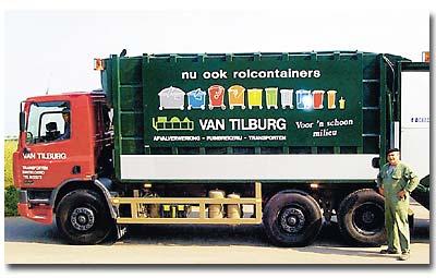 Van tilburg containers