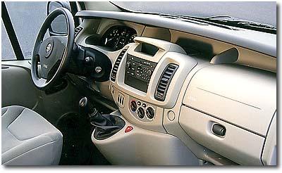 De ondernemer bedrijfswagen special hyundai mercedes for Interieur opel vivaro