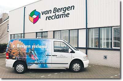 De Ondernemer Van Bergen Reclame