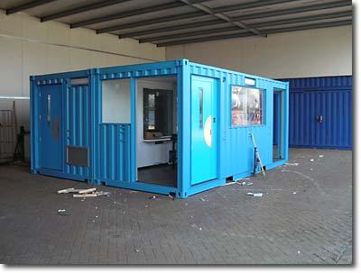 Containerwoning kopen